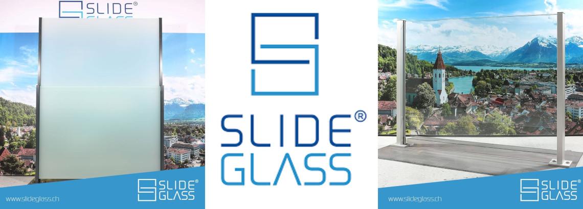 SlideGlass® Windschutzgeländer